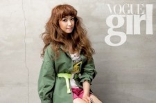 f(x) VOGUE Fashion Magazine Shoot