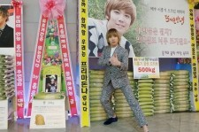 Eggs and Rice Enough To Feed The Hungry, Fans Congratulate FTISLAND Lee Hong Ki For Movie Debut Through Charity Support