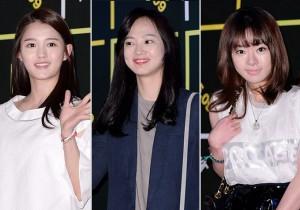 Nam Bo Ra, Yoon Seung Ah, Seo Woo