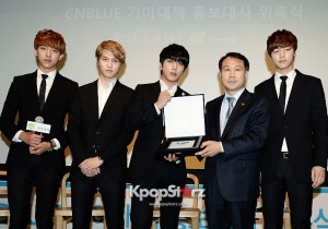 CNBLUE - May 8, 2013