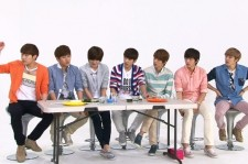 'Weekly Idol' INFINITE Shows Off Abs to Win Korean Beef