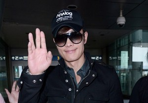 Lee Byung Hun - May 8, 2013