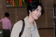SS501 Park Jung Min  Leaving for Japan on May 10, 2013