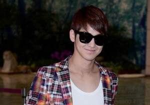 Kim Bum Leaving for Fan Meeting in Japan on May 10, 2013