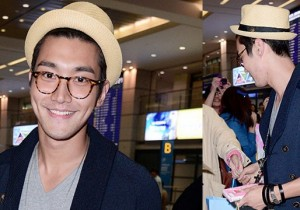 Super Junior's Choi Si Won Returns to After Finishing