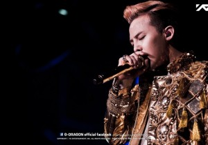 Big Bang's G-Dragon 2013 World Tour One of A Kind in Taipei, Taiwan on May 9-10, 2013