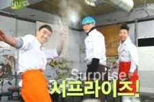 Surprise of Seungri-Taeyang-TOP: 'Healing Food' for G-dragon and Daesung