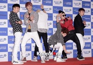 2013 Dream Concert BEAST, Boyfriend, BtoB