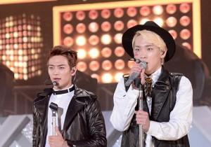 SHINee Onew, Key, Minho, Taemin Performing at 2013 Dream Concert