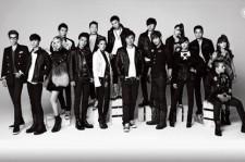 YG Entertainment - The YG Family