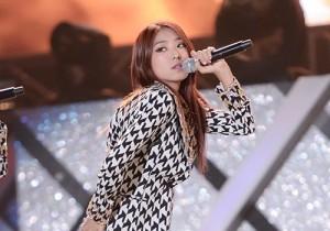SISTAR's Bora Performance at '2013 Dream Concert'