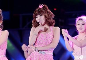 Secret Hyosung, Hana, Jieun, Sunhwa Performing at 2013 Dream Concert