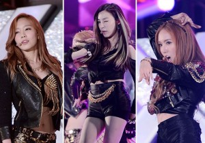 Girls' Generation(SNSD)'s Taeyeon, Tiffany and Jessica Performance at '2013 Dream Concert'