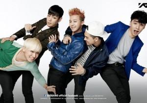 BIGBANG(G-Dragon, T.O.P, Taeyang, Daesung, Seungri) X GMarket Collaboration Promotion