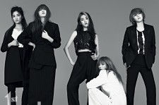4minute 1st Look Magazine