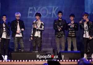K-Pop Culture Festival EXO Performance