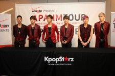 Verizon Presents APAHM Concert Tour 2013: B.A.P. LIVE ON EARTH