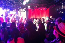 B.A.P Live In NYC at the MTV Studio in Times Square