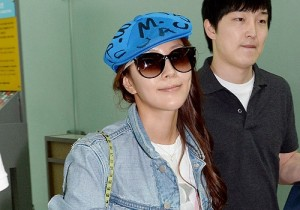 BoA Leaving For Solo Concert