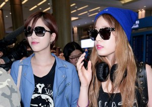 T-ARA N4 Arrives Korea From Los Angeles  - May 17, 2013