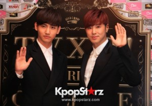 TVXQ 'Catch Me' Live World Tour in Malaysia Press Conference