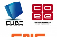 Cube Entertainment and Mnet Media (Core Contents Media and FNC Entertainment)