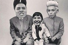 Big Bang Mother-Father-Son Picture, 'So Funny'
