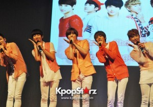 A-PRINCE Aces With A Memorable and Entertaining Showcase In Singapore