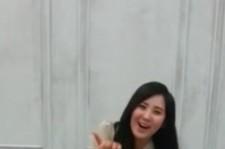 Girls' Generation Seohyun Dances to FinkL's Song