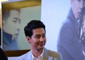 Jo In Sung looks Charming at Malaysia Meet and Greet with the Fans