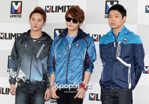 JYJ Junsu, Jaejoong and Yoochun Attend a M-Limited Launching Event on May 21,2013