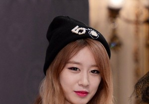 T-ARA N4 Jiyeon Attends Press Conference Regarding U.S. Activities and Promotions - May 20, 2013