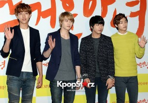 CNBLUE Attends