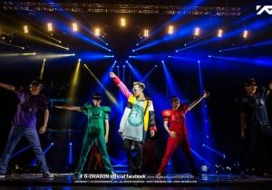 Big Bang G-Dragon's Fantastic Performance at 2013 World Tour 'One of A Kind' in Shanghai, China - May25-26, 2013