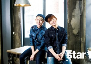 ZE:A FIVE Casual Fashion For Star1