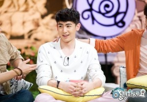 2PM Talk Show 'Hello' Various Expression of Face