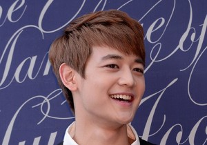 SHINee's Minho Attend As Guest At Shin Hyun Joon's Wedding on May 26, 2013