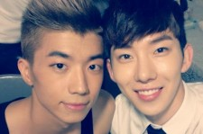 2PM Wooyoung, 2AM Jo Kwon
