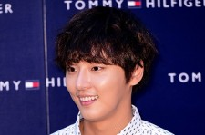 Yoon Shi Yoon Attends TOMMY HILFIGER