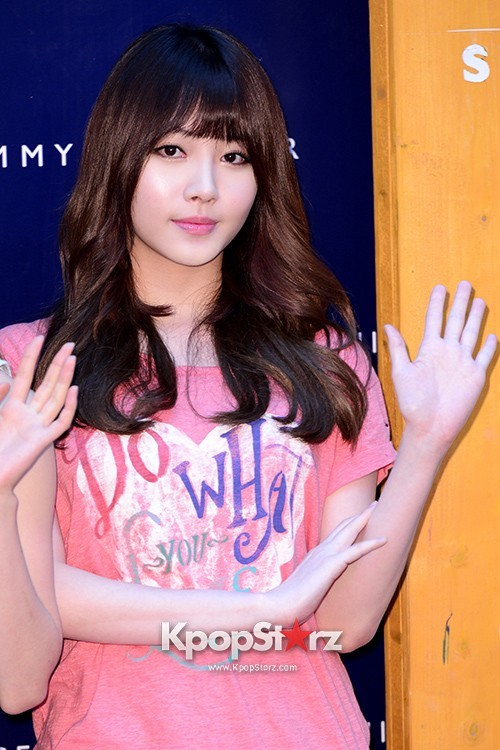 "Girls Day's Sojin, Yura, Minah, Hyeri Attend TOMMY HILFIGER ""Surf Shack"" Collectionkey=>2 count9"