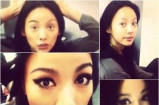 lee hyori makeup transformation video