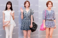 Kim So Hyun, Park Soo Jin, Jung Yoo Mi Attend
