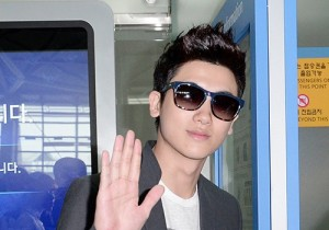 ZE:A(Hyungsik) Leaving For Attending The