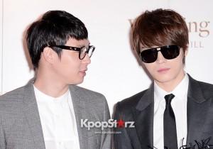 JYJ's Jaejoong, Yoochun, Attend as a Guest at Baek Ji Young & Jung Suk Won's Wedding on May 2, 2013
