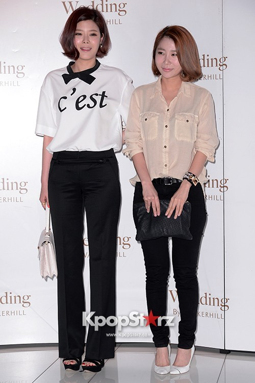 Lyn Attends as a Guest at Baek Ji Young & Jung Suk Won's Wedding on May 2, 2013key=>1 count6