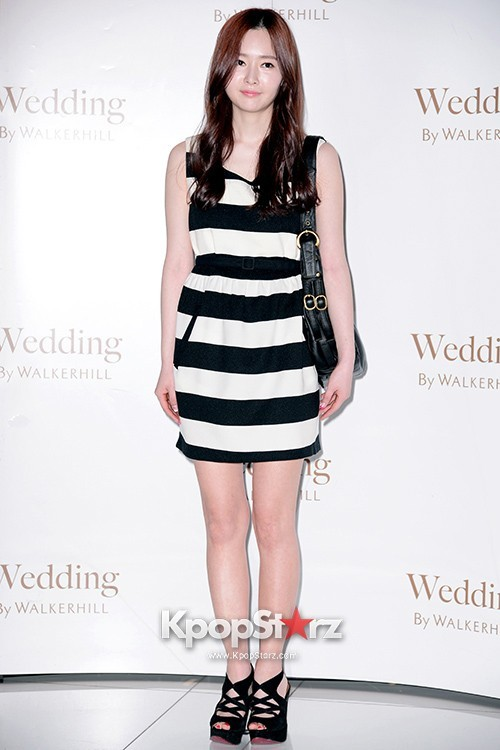MayBee Attends as a Guest at Baek Ji Young & Jung Suk Won's Wedding on May 2, 2013key=>4 count6