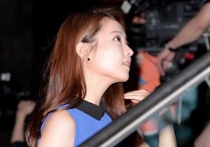 Park Bo Young Attends as a Guest at Baek Ji Young & Jung Suk Won's Wedding on May 2, 2013