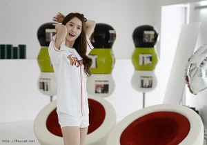 Girls Generation Yoona SKT LTE Season 2