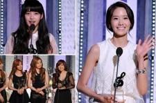 1st Gaon Chart K-Pop Award