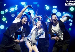BoA Performs Special Live 2013